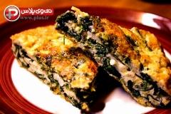 یک غذای فوری اما متنوع؛ طرز تهیه کوکوی اسفناج با پنیر، با ساده ترین مواد اولیه