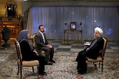 اظهارات مشکوک و عجیب مجری تلویزیون درباره دوره ریاست جمهوری روحانی