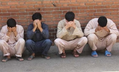 تجاوز وحشیانه سه جوان به یک زن در بیابان های تهران - قم/درخواست مجازات خارج از نوبت برای این عاملان فساد
