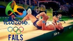 از دلخراش ترین مصدومیت ها تا خنده دارترین سوتی های ورزشکاران المپیکی در ریو 2016