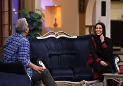 شایعه ازدواجم شوکه ام کرد! قرار بود زلیخا را من بازی کنم؛ دورهمی پُرخنده مهران مدیری با حضور لیلا بلوکات