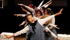 رقص کمدین خندوانه با لباس زنانه روی صحنه/تیمارستان مشهورترین زنان دنیا را ببینید/دی کاپریو برای دیدن یک نمایش به ایران می آید؟!/مرور محبوب ترین نمایش های روی صحنه در برنامه خاک صحنه شبکه تی وی پلاس