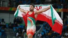 فیلم اولین مصاحبه سعید عبدولی بعد از کسب مدال در المپیک + مراسم اهدای مدال
