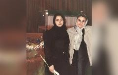عکسی که خانم بازیگر بخاطر انتشار خبر کشف حجاب منتشر کرد