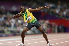 مردی که با سرعت نور میدود؛ یوسن بولت سریعترین مرد جهان در المپیک + فیلم