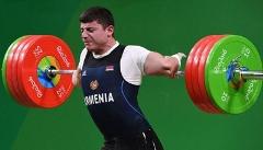 فیلم شکستن دست وزنه بردار جوان در المپیک برزیل