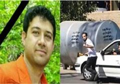 این مرد با تبر همسر زن باردار را به قتل رساند/پلیس مرد دماغ عملی را دستگیر کرد