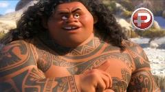 پسر غول پیکری در جزایر هاوایی دست به بامزه ترین کار ها میزند و کلی طرفدار پیدا کرده؛ شاهکار کمپانی دیزنی؛ تریلر شماره ی دو