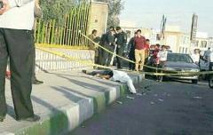 داماد ایرانی زیر رگبار پدرزن و برادرزن به قتل رسید