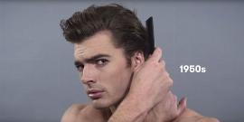 از مدل سیبیل هرکول پوآرو تا مدل موی افشون اینها 100 سال تغییر در چهره مردان است