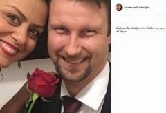 عکس ازدواج بازیگر زن مشهور با مرد آلمانی هیت ترین خبر روز