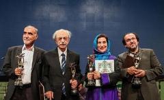 ضیافت باشکوه ستاره های سینمای ایران/گزارش تصویری از  هجدهمین جشن بزرگ سینما