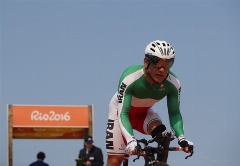 جزئیات مرگ دردناک دوچرخه سوار ایرانی در برزیل