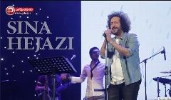 باب مارلی ایرانی خاص ترین کنسرت سال را اجرا کرد/سینا حجازی با حضور مهمانان سرشناس روی صحنه رفت/گزارش اختصاصی تی وی پلاس