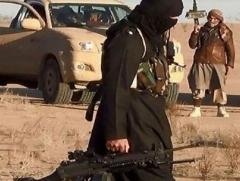 مرد چاقی که برای لاغر شدن به داعش پیوست!