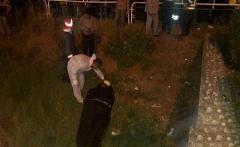 تصویری از جسد برهنه یک مرد در استخر پارک رشت