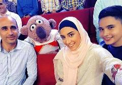 مهمان سوپراستار مراسم ازدواج کیمیا علیزاده؛ شوخی های جناب خان با دختر ستاره ایران؛ کیمیا علیزاده، مهمان خندوانه