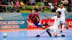 اسپانیایی ها تیم ملی ایران را گلباران کردند/فیلم خلاصه دیدار فوتسال اسپانیا 5 - ایران 1