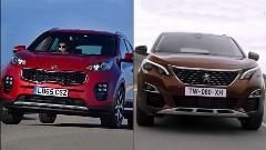 مقایسه ی جذاب دو خودروی تازه وارد در ایران اسپرتیج فیس لیفت و پژو 3008