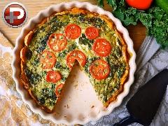 غذایی خاص ویژه مهمانان خاص، به سبک آشپزخانه تی وی پلاس؛ آموزش تهیه سوفله کدو و گوجه فرنگی، متفاوت تر از همیشه