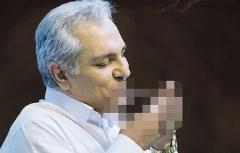 اقدام جنجالی یک روزنامه با عکس مهران مدیری: شما تبلیغ سیگار کشیدن کرده اید