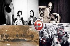 از ارواح سرگردانی که همیشه در عکس ها حضور دارند تا مسافران زمان و سوغاتی آنها از تاریخ/10 عکس واقعی که هیچ توضیحی درباره ی آن وجود ندارد