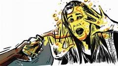 اسیدپاشی دو برادر به همسر و دختر برادرشان!/اعدام و حبس ابد مجازات این حادثه شوم