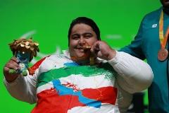 لحظه ای که دنیا از قدرت ماورایی یک ایرانی ترسید/سیامند رحمان هم طلا گرفت، هم رکورد جهان را