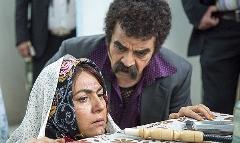 مراسم ازدواج بازیگر زن در سکانسی از سریال دندون طلا