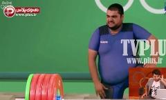سوتی جنجالی مجری تلویزیون روی آنتن، اشک ستاره تیم ملی را درآورد/برنامه کمدی خط خطی شو و اتفاقات عجیب المپیک ریو