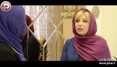 خانم بازیگر سینما در افتتاح لوکس ترین سالن زیبایی زنانه تهران/سرمه وسمه ولنجک استارت زد