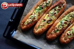 پیش غذایی ویژه، فقط برای خانم های با سلیقه؛ آموزش تهیه قایق های تخم مرغی، راحت و اشتها آور
