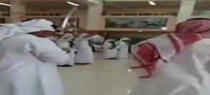 فیلم رقص و بی حرمتی عربستانی ها بهنمازگزاران شیعه
