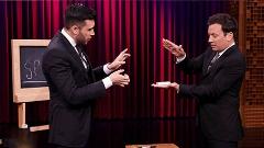 وقتی ستاره ی مشهور تلوزیونی از شعبده بازی مهمانش میخ کوب می شود