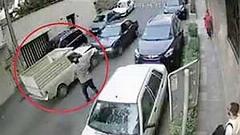 راننده وانت جنجالی، فراری تحصیلکرده از آب درآمد!