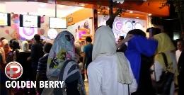 کارآفرین مشهور ایرانی رکورد افتتاح شعبه در ایران را زد/صف و هجوم مردم برای افتتاحیه شعب مختلف گلدن بری در  ایران/اختصاصی تی وی پلاس