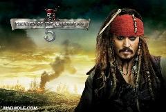 دزدی جانی دپ و دوستانش رکورد بیننده را شکاند/تریلر فوق العاده زیبای دزدان دریایی کارائیب 5 منتشر شد