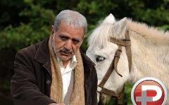 ویدیویی ازمداحی پرویز پرستویی برای عزاداری امام حسین(ع)