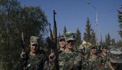 دختران گارد ویژه آقای رییس جمهور/گزارش تصویری