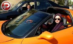 پیرمردی که از دست رانندگی دخترهای تهرانی گریه کرد و خانمی که به فحاشی و متلک های آقایان اعتراض/ بررسی یک موضوع جنجالی در خط ویژه: چرا دست فرمان خانم ها بد است؟ / عکس تزئینی می باشد