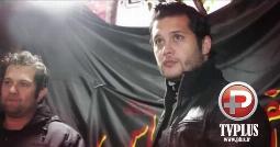 در شب مداحی مربی مشهور فوتبال، سیاوش خیرابی ایستگاه صلواتی زد و از نذرش برای بازیگر شدن گفت