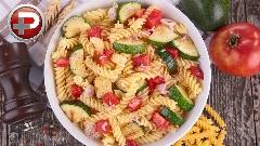 پیشنهادی استثنائی و خوش طعم به کسانی که هم پاستا دوست دارند و هم طرفدار غذاهای گیاهی هستند؛ آموزش تهیه پاستای گیاهی با کمترین مواد اولیه