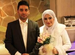 مُهر طلاق در شناسنامه مجری تازه عروس تلویزیون خورد!