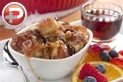 دسری فوق ساده که حتما باید امتحانش کرد؛ آموزش تهیه پودینگ وانیلی با نان تُست، جدید و خوشمزه