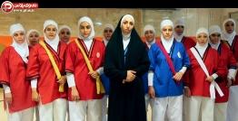 اولین ویدیو از تمرینات سنگین دختران کشتی گیر ایران/سالتوهای قدرتی این دختران چشمانتان را گرد می کند/گزارش اختصاصی شبکه تی وی پلاس از یک روز قهرمانان کشتی گیران آلیش