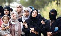 تصاویری دردناک از زندان زنان داعش و برده های جنسی تروریست های وحشی