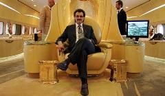 """شاهزاده میلیاردر سعودی به """"دستبوسی"""" ترامپ میرود"""