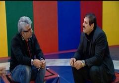 واکنش غیرمنتظره عباس جدیدی به انتشار عکس جنجالی اش با پورحیدری: من این کار را نکردم/عکس های فتوشاپی