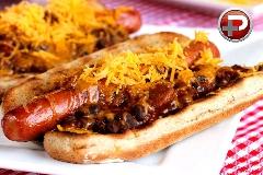 ساندویچ های هیجان انگیز با کمترین مواد اولیه؛ آموزش تهیه هات داگ چیلی، فوری و خوشمزه