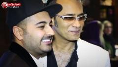 ستاره ها در شب مهمانی لوکس آقای خواننده در نیاوران/بهنام صفوی از بصکافه اش رونمایی کرد/اختصاصی تی وی پلاس
